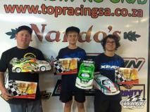 2016 Nandos Challenge Rd 1